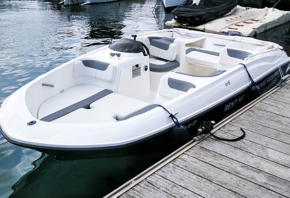 16 ft Bayliner Element