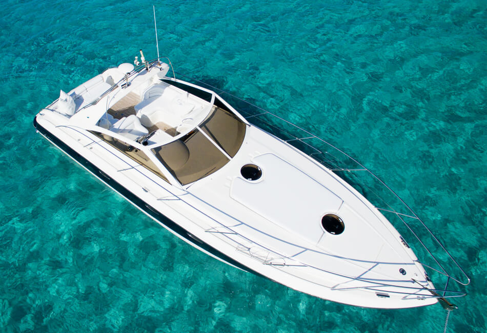 40 ft Princess V40