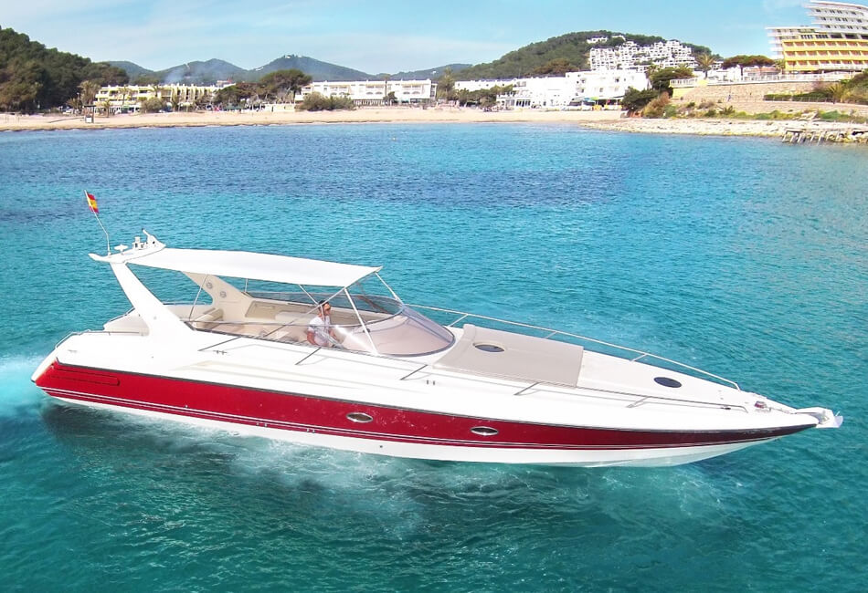 45 ft Sunseeker Apache