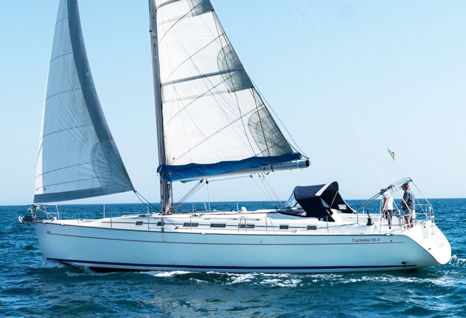 51 ft Cyclades